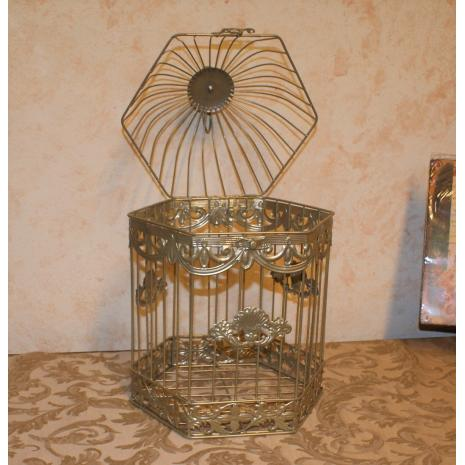 Bird Cage - French large open