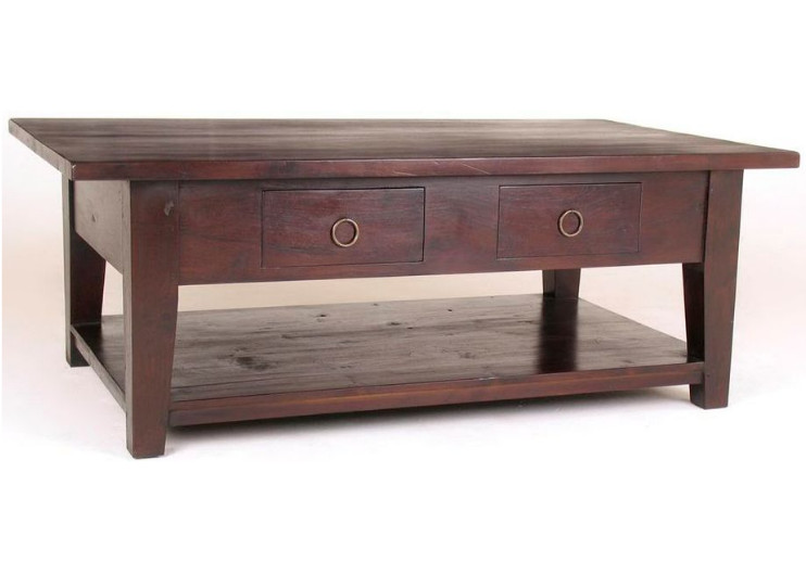 Teak Coffee Table – Luc's