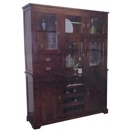 Bordeaux Teak Cabinet