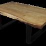 Live-edge Coffee Table