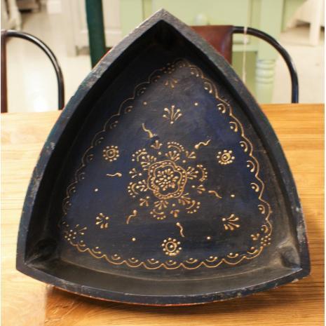 Blue Rice Bowl