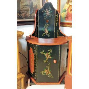 Biedermeier High Chair