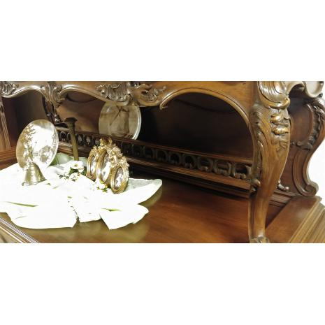 Louis XV Buffet and Server Set