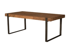 Teak Fatboy Table