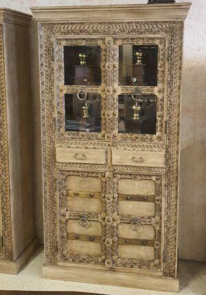 Sheesham Display Cabinet