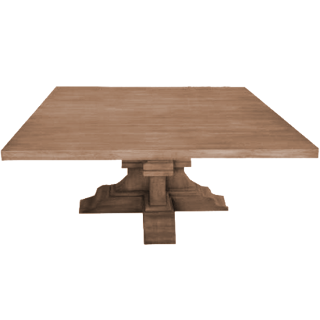 Gent Square Table
