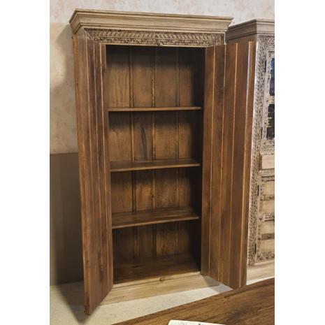 Sheesham cabinet open